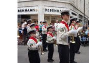 Gloucestershire Leisure Music & Singing - Gloster Gladiators Scout Band