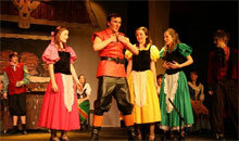 Gloucestershire Leisure Drama Lessons & Groups - The Dursley Operatic and Dramatic Society (DODS)