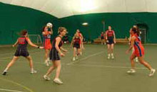 Gloucestershire Leisure Netball - Bishops Cleeve Fillies Netball Club