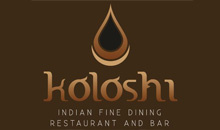 Gloucestershire Going Out Indian Food - Koloshi Indian Restaurant