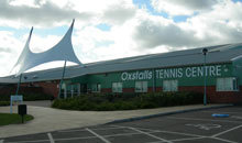 Gloucestershire Leisure Tennis Clubs & Tuition - Oxstalls Sports Park