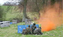 Gloucestershire Places to Visit Action & Adventure - Forest Combat Paintball