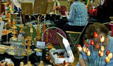 Gloucestershire Shopping Arts & Crafts - Cotswold Craft Market