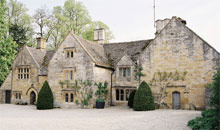 Gloucestershire Visitors Self Catering / Serviced Accommodation - Temple Guiting Manor