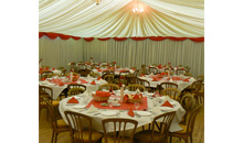 Gloucestershire Wedding & Parties Hall Hire - The Hall at Painswick Rugby Club