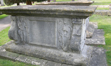 Gloucestershire Information Family & Local History - Painswick Tombstone Conservation Project