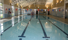 Bourton on the water leisure centre gloucestershire fitness training classes for Swimming pools near gloucester