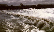 Gloucestershire Places to Visit Outdoor - Severn Bore
