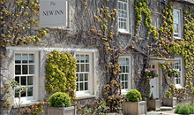 Gloucestershire Going Out Restaurants - New Inn at Coln St Aldwyns