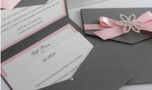 Gloucestershire Wedding & Parties Wedding Stationery - Louise Rowles Designs
