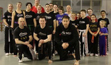 Gloucestershire Leisure Martial Arts Clubs - Ciren Kickboxing
