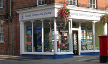 Gloucestershire Visitors Tourist Information Centres - Gloucester Tourist Information Centre