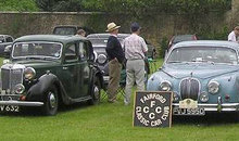 Gloucestershire Leisure Car Clubs / Motor Sport - Fairford Classic Car Club