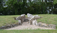 Gloucestershire Places to Visit Outdoor - Nympsfield Long Barrow