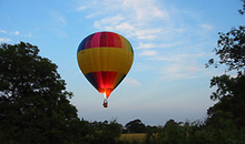Gloucestershire Places to Visit Action & Adventure - Ballooning in the Cotswolds