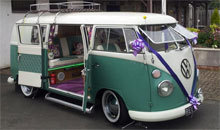 Gloucestershire Wedding & Parties Wedding Cars & Transport - VW'Do'Weddings