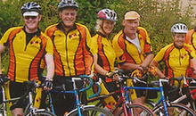 Gloucestershire Leisure Cycling Clubs - Stroud Valleys Cycling Club