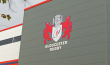 Gloucestershire Places to Visit Sporting Venues - Gloucester Rugby