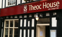 Gloucestershire Going Out Cafes, Coffee & Tea Shops - Theoc House