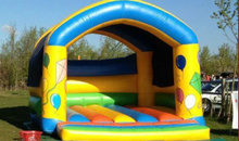 Gloucestershire Wedding & Parties Bouncy Castle Hire - Ellie's Bouncers