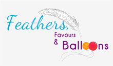 Gloucestershire Wedding & Parties Balloons & Decorations - Feathers, Favours and Balloons