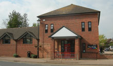 Gloucestershire Information Libraries - Newent Library
