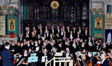 Gloucestershire Leisure Music & Singing - Churchdown Choral Society