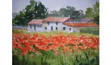 Gloucestershire Leisure Art Groups - Graham Findlay Watercolour Classes and Workshops