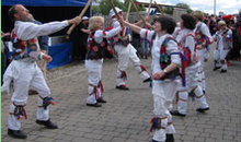 Gloucestershire Leisure Dance Classes - Ragged and Old Morris