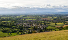 Gloucestershire Places to Visit Outdoor - Minchinhampton Common
