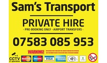 Gloucestershire Services Other Businesses - Sam's Transport Taxi & Private Hire Gloucester