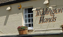 Gloucestershire Going Out Traditional Pubs - Teddington Hands Inn