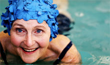 Gloucestershire Leisure Swimming - Swim 121