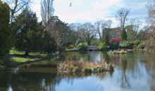 Gloucestershire Places to Visit Outdoor - Pittville Park