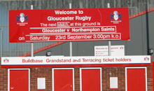 Gloucestershire Information Family & Local History - Gloucester Rugby Heritage