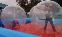 Gloucestershire Wedding & Parties Bouncy Castle Hire - Water Balls Fun