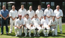 Gloucestershire Leisure Cricket Clubs - Cranham Cricket Club