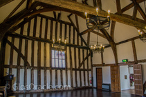 On 22 October 1378, King Richard II held his parliament in Gloucester. Lasting until December and attracting huge crowds, it put a huge strain on the Abbey (now Gloucester Cathedral).  <br/><br/>Parliament room is situated in Church House, College Green, Gloucester and can often be visited on Heritage Open Days held in September.